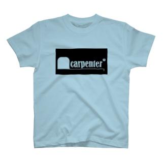 大工 カーペンター CARPENTER T-shirts