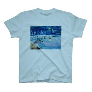 眠り T-shirts