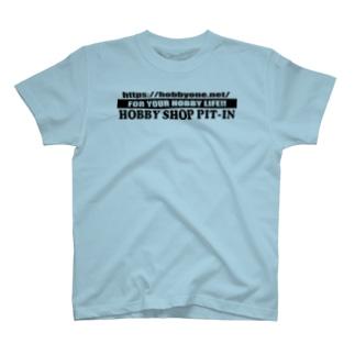 P Tシャツ2 T-shirts