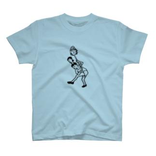 仲良し兄弟シリーズ T-shirts