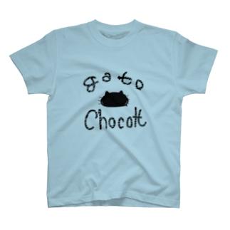 ニコル猫🐾ガトーショコラ🍫 T-shirts