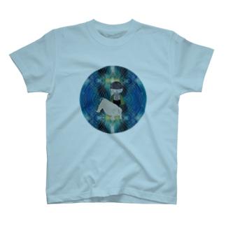 ハダカデバネズミさんと T-shirts
