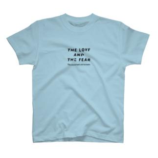 傷は癒えて、増えていく T-shirts