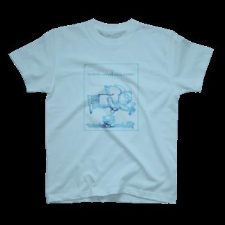 nuduca's Punibulicka Folliesのマッド・サイエンティスト nuduca T-shirts