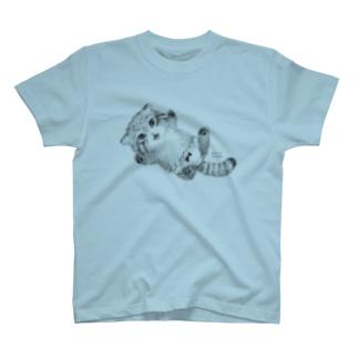 マヌルごろん T-shirts