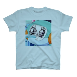 んはあああfがああ T-shirts