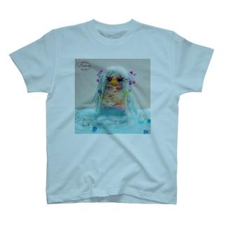 きゅーとなアマビエ T-shirts