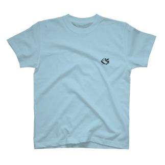 鮨 てつ也 池袋 (黒ロゴ) T-shirts