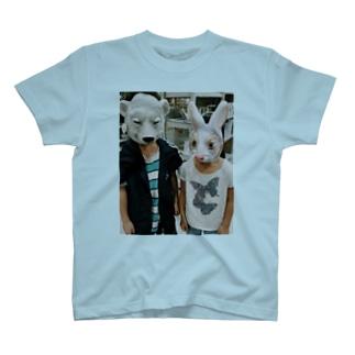 仮面 T-shirts