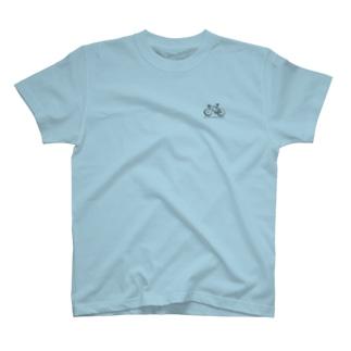 自転車 ロードバイク T-shirts