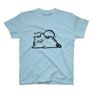 ゆるねこさんとひよこさん。 T-shirts