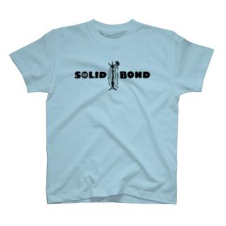SOLID BOND Originals|支援額¥500 T-shirts
