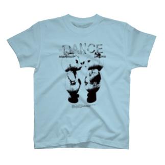 DANCE black T-shirts