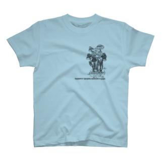 genso_kinoko T-shirts