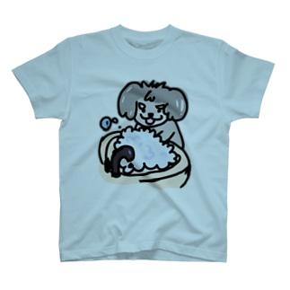 ふぃごの手洗いてーしゃつ T-shirts