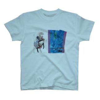 ひと と いろ T-shirts