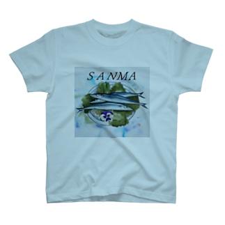 スタイリッシュSANMA T-shirts