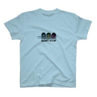 PAL-CのPAL-C Don't stopTシャツ T-shirts