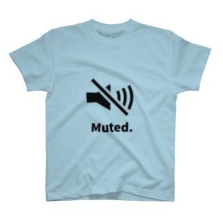 ふいんき堂のmuted. T-shirts