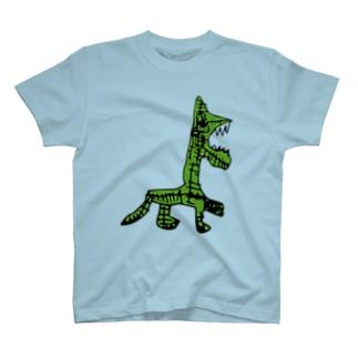 恐竜さん T-shirts