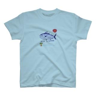 かつお T-shirts