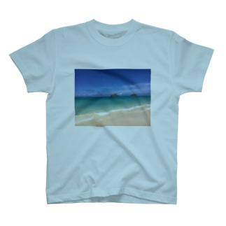Usamimi99のSea T-shirts