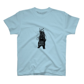 キムンカムイ珈琲 T-shirts