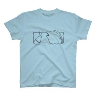 仲良しうつぼとえび T-shirts