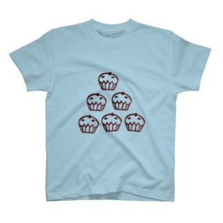 素朴堂の蒸しパン T-shirts