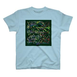 ロゴロゴ グリーンフィールド T-shirts
