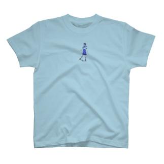 僕は私Tシャツ T-shirts