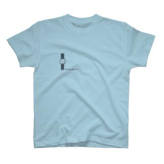 Shut-down T-shirts