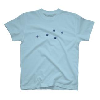ネットワーク柄 T-shirts