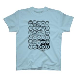 【ラグビー / Rugby】 CROUCHロゴ1-15 T-Shirt