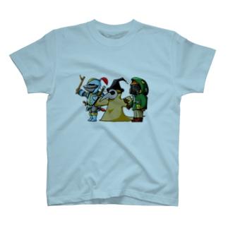 でふぉるめ全員集合 T-shirts