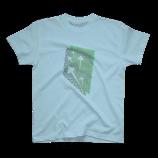 COTANのexplode T-shirts