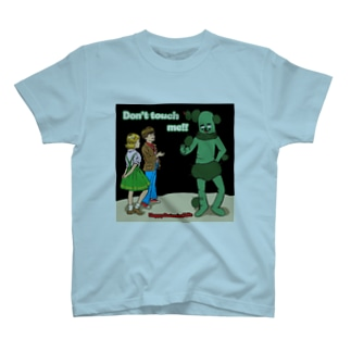 Don't touch me T-shirts