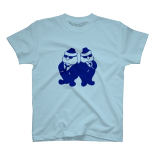 ふっくらブラザーズ T-shirts