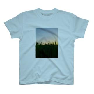 熊本の草 T-shirts