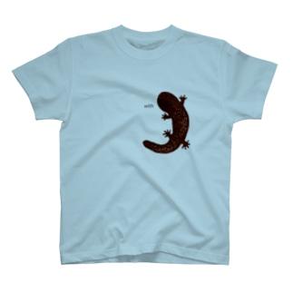 オオサンショウウオさん10 T-shirts
