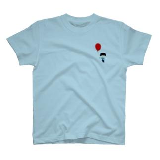 風船しょま T-shirts