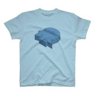 立体豆虫さあどうする T-shirts