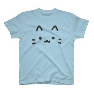 ネコのかお T-shirts