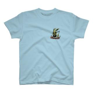 FUNNYイラストロゴTシャツ T-shirts