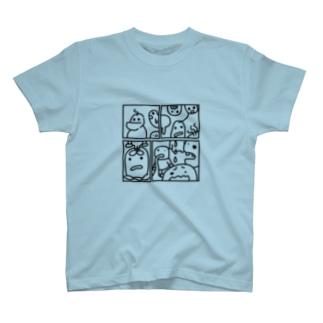 とくべつでかわいいかわいいまんがっ! T-shirts