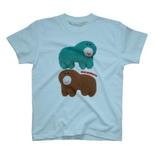 まるそぼろくんたち T-shirts