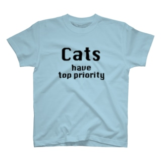priority T-shirts