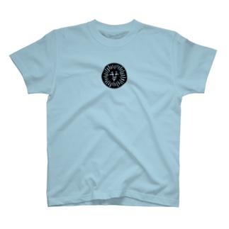 ブラック哲学者 T-shirts