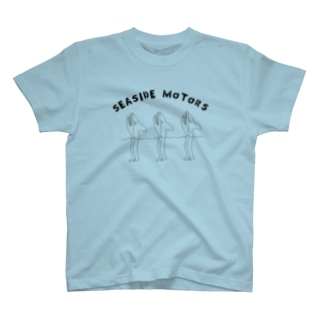 seaside motors T-shirts