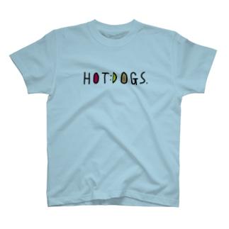 HOTDOGS T-shirts